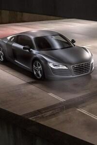 Audi R8 Gray
