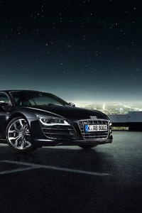Audi R8 In La