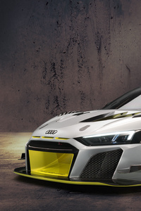 Audi R8 LMS GT2 2019 4k