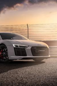 1080x2160 Audi R8 New