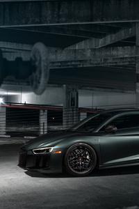 Audi R8 V10 2018 8k