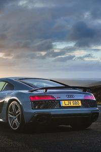 800x1280 Audi R8 V10 Performance 2019