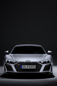 1440x2960 Audi R8 V10 RWD Coupe 2019