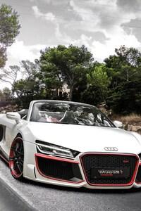 Audi R8 V10 Spyder Regula
