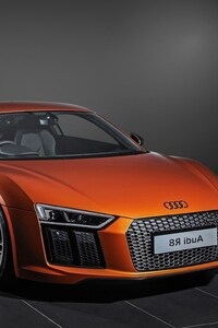 Audi R8 V10 Tuned Custom