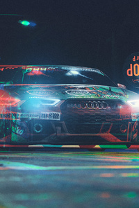 240x400 Audi Ready For Race