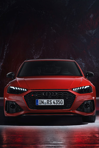 480x854 Audi Rs 4 Avant 5k