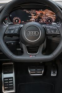 Audi Rs 4 Avant Interior