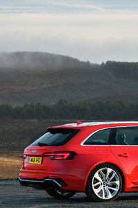 Audi RS 4 Avant Rear