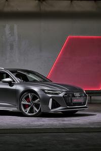 Audi RS 6 Avant 2019 Front