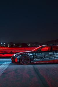 360x640 Audi RS E Tron GT Prototype 2020