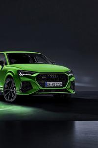 Audi Rs Q3 2019 4k
