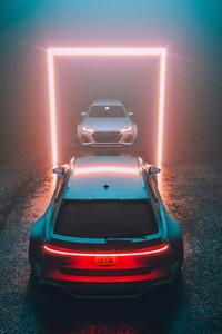 1080x2160 Audi Rs6 4k 2020