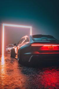 Audi Rs6 4k
