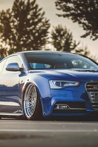 240x400 Audi S5 Tuning Wheels