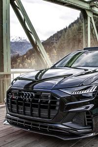 1440x2960 Audi SQ8 2021