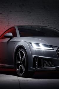 540x960 Audi TT 45 Quantum Gray Edition 2019