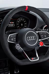 Audi TT RS 2017 Interior