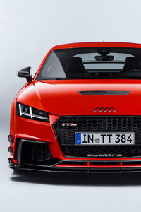 Audi TT RS Performance Parts Front Look