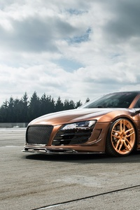 480x854 Audi Tuning Prior Design ADV1 R8