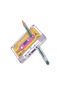 Audio Cassete Minimalism