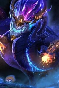 480x854 Aurelion Sol In League Of Legends