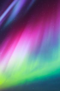 1080x1920 Aurora Borealis Beautiful 4k