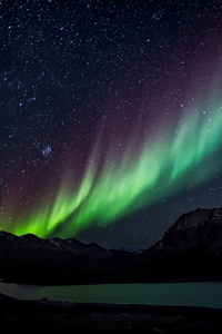 Aurora Borealis Beautiful 5k