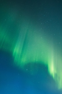 1242x2688 Aurora Borealis Geilo 5k