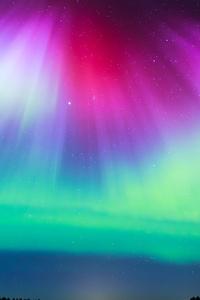 Aurora Borealis Nature 4k