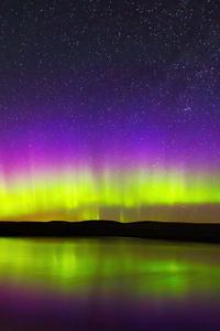 480x854 Aurora Evening 5k