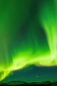 2160x3840 Aurora Green Bliss 4k