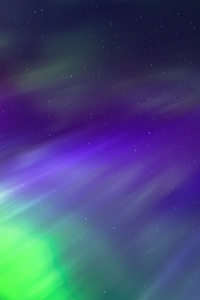 720x1280 Aurora Sky Lights 4k