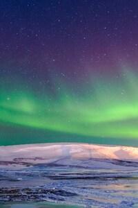 Aurorae Norway Nature