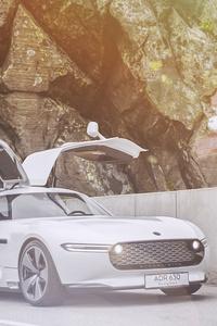1080x2280 Austro Daimler Bergmeister Adr 630 Shooting Grand Opened Angel Doors 8k