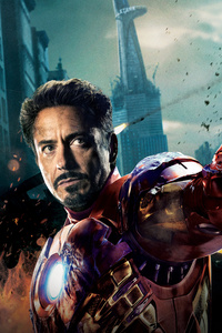 Avengers 10k