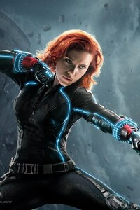 Avengers Age Of Ultron Black Widow