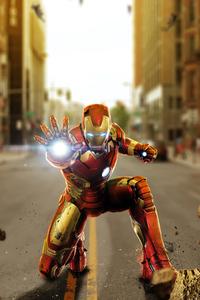 Avengers Age Of Ultron Iron Man Artwork