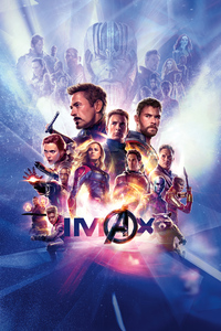 2160x3840 Avengers End Game 12k