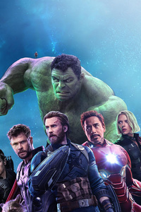 Avengers End Game 2019 Movie