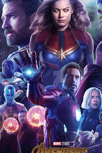 Avengers End Game 2019