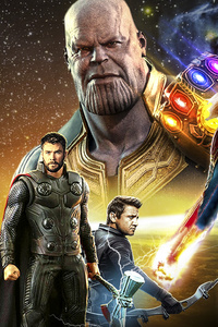 Avengers End Game Artworks