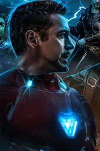 Avengers End Game New Art
