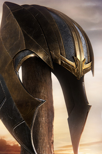 Avengers End Game Thanos Helmet