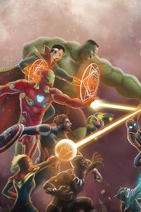 Avengers End