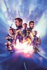 1080x2160 Avengers Endgame 2019 8k