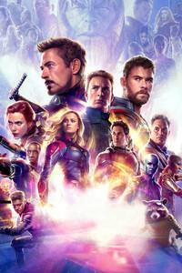 Avengers Endgame 5k