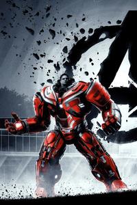 720x1280 Avengers Endgame 8k