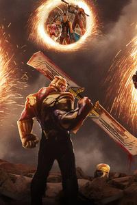 Avengers Endgame Final