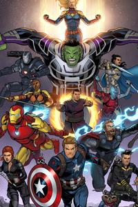 Avengers Endgame Final Fight